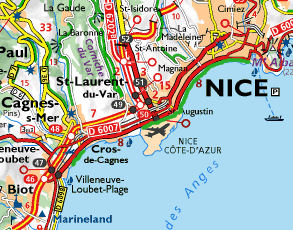 Nice - St-Laurent